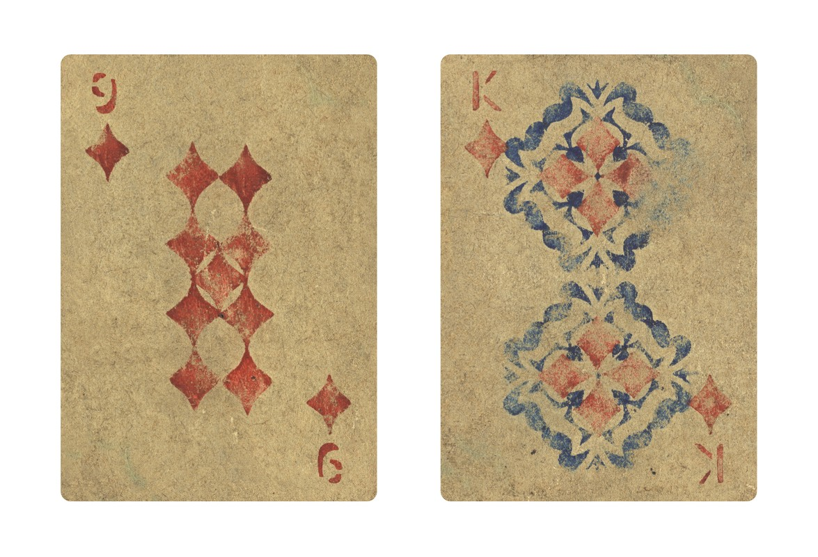 Russian Criminal Playing Cards 8225