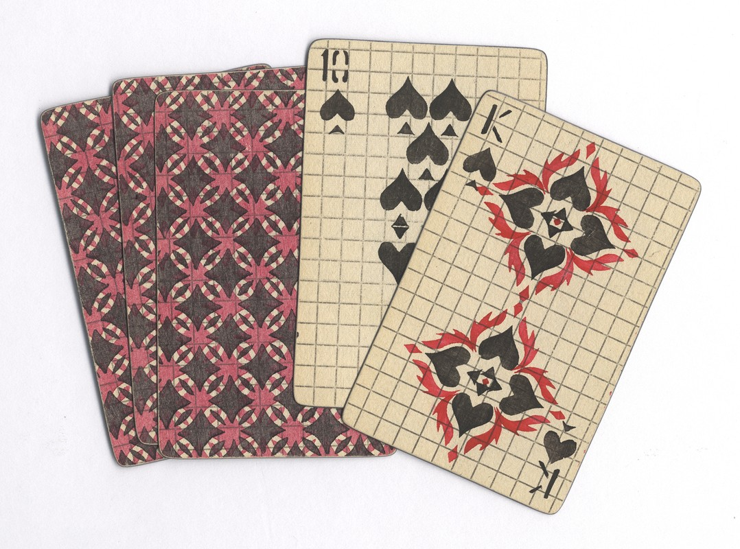 Russian Criminal Playing Cards 8223