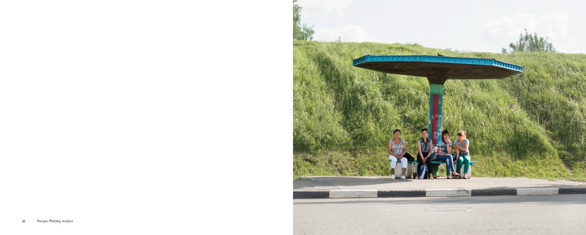 Soviet Bus Stops Volume II 8144