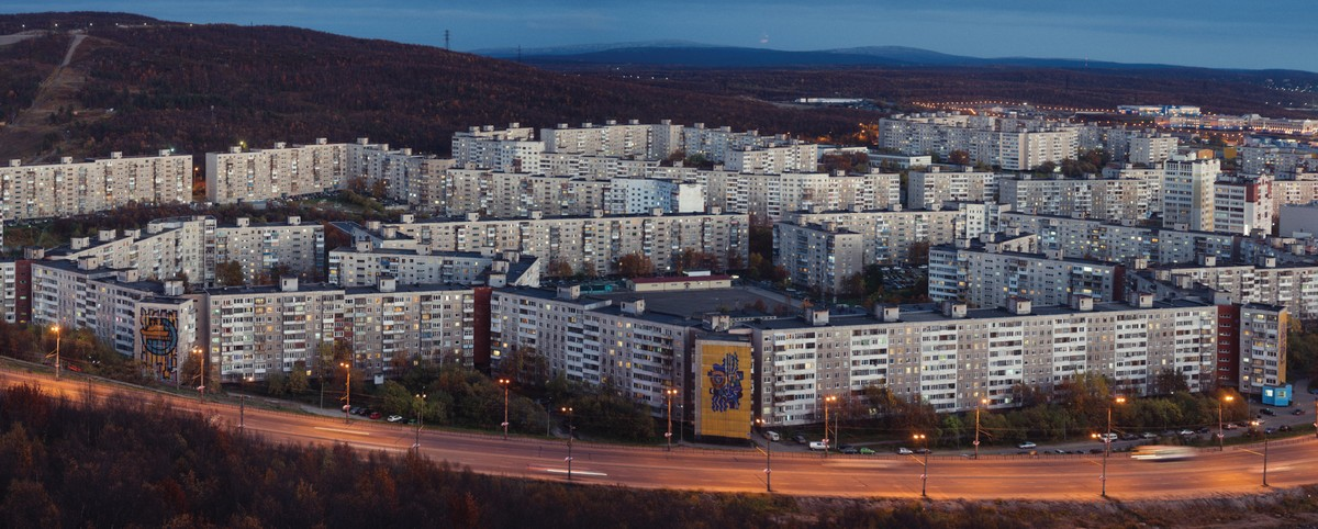 Soviet Cities 8365
