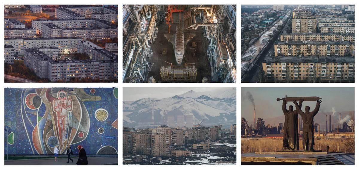 Soviet Cities 8360