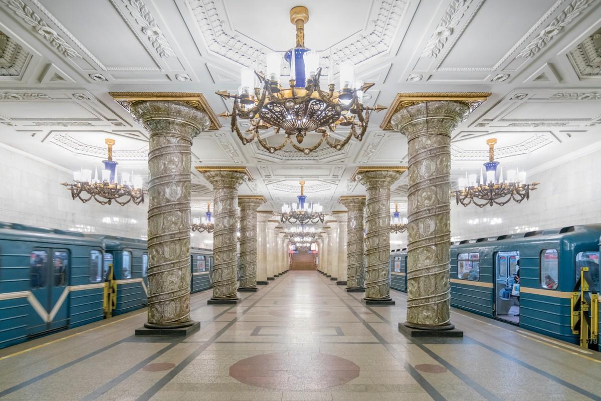 Soviet Metro Stations 8290