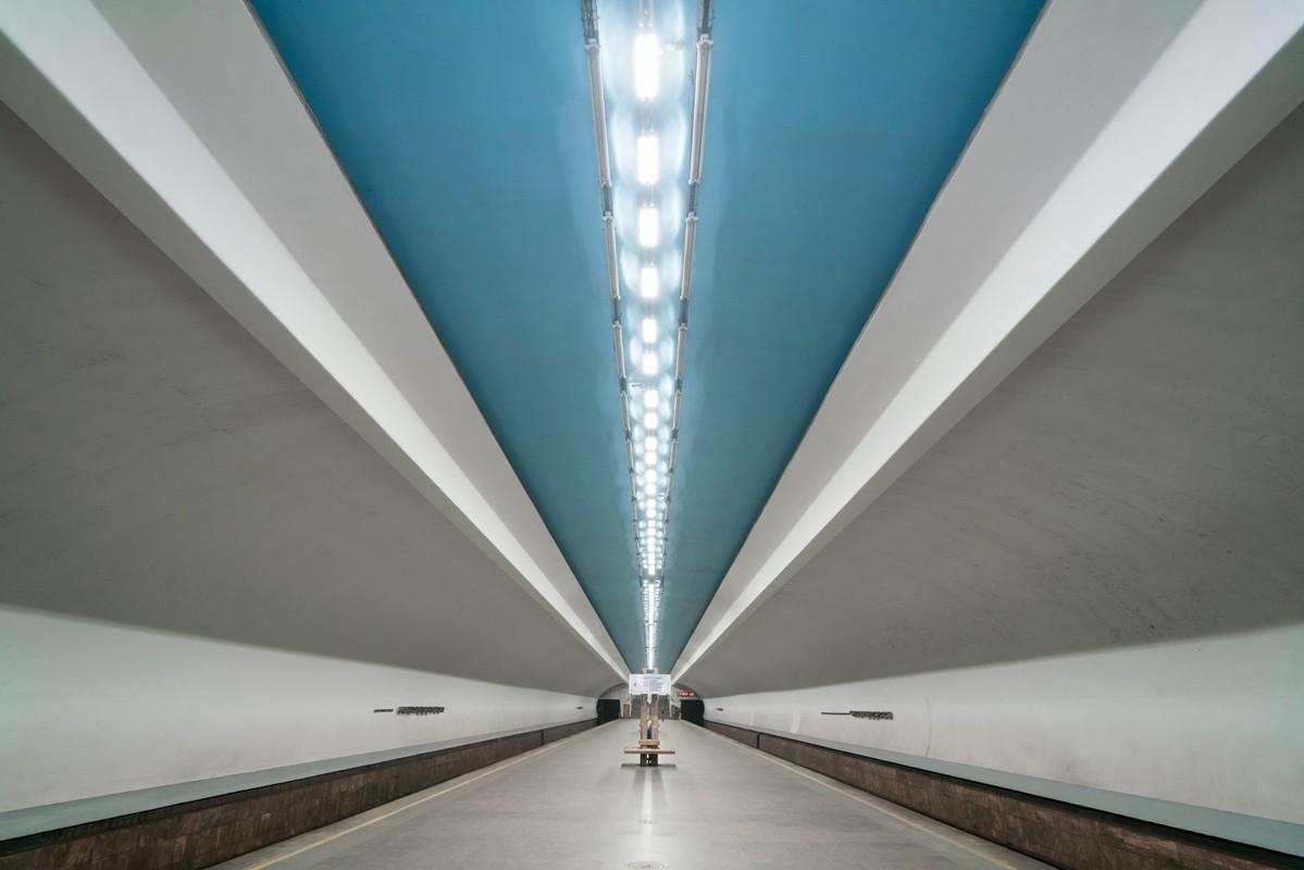 Soviet Metro Stations 8283