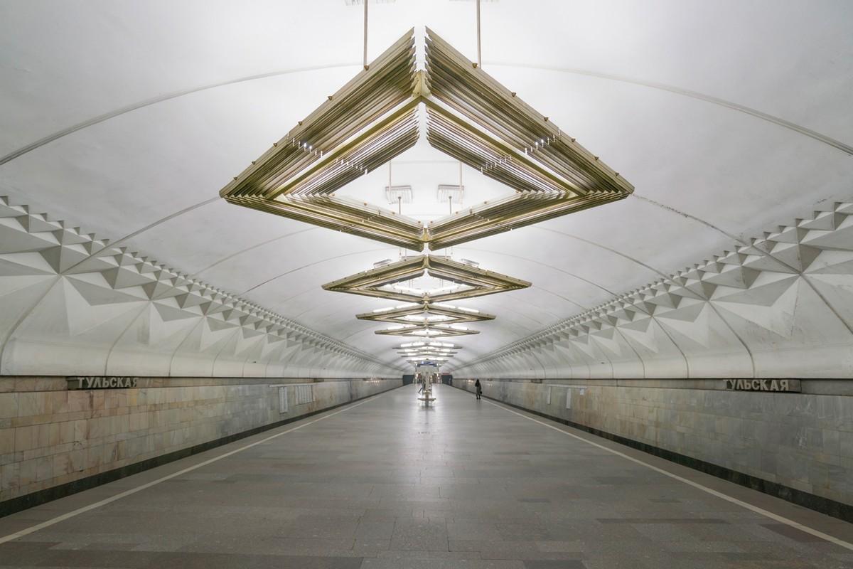Soviet Metro Stations 8282