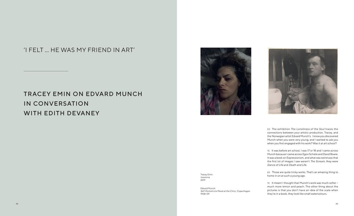 Tracey Emin | Edvard Munch 8413