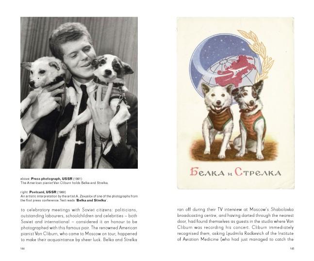 Soviet Space Dogs 6813