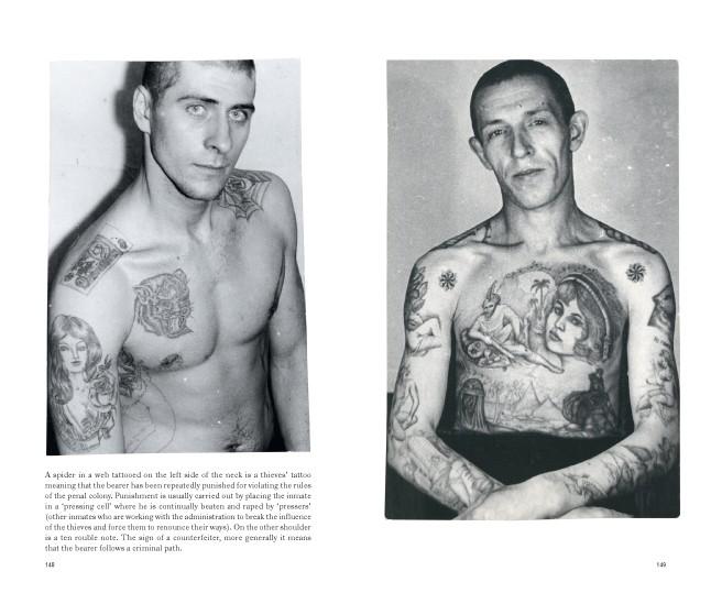 Russian Criminal Tattoo Police Files Vol I 6824