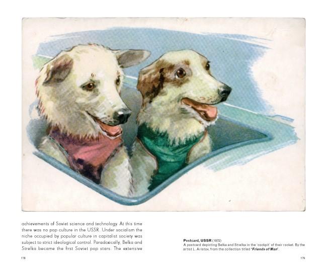 Soviet Space Dogs 6812