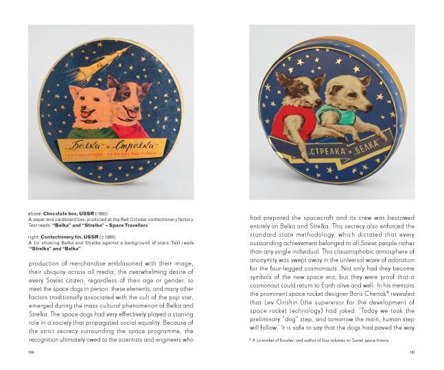 Soviet Space Dogs 6814