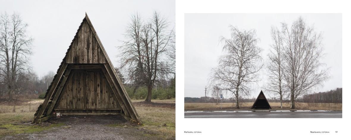 Soviet Bus Stops 6798