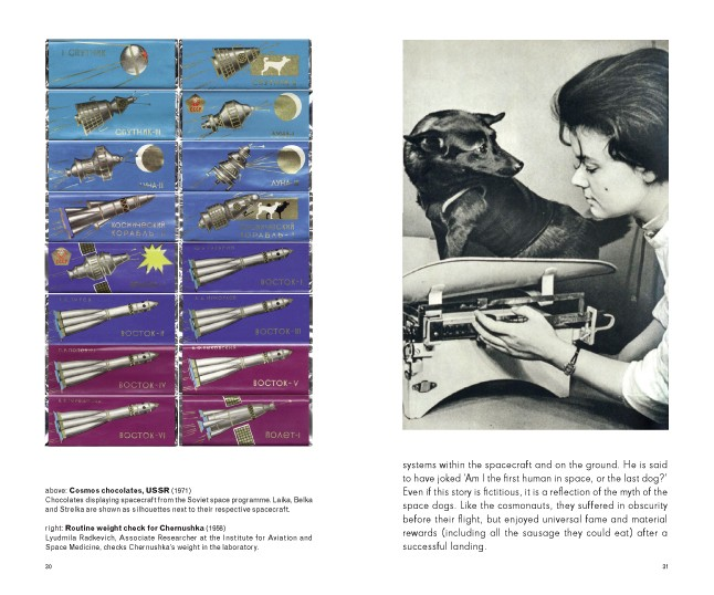 Soviet Space Dogs 6815