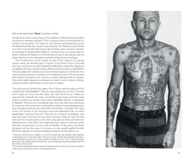 Russian Criminal Tattoo Police Files Vol I 6820