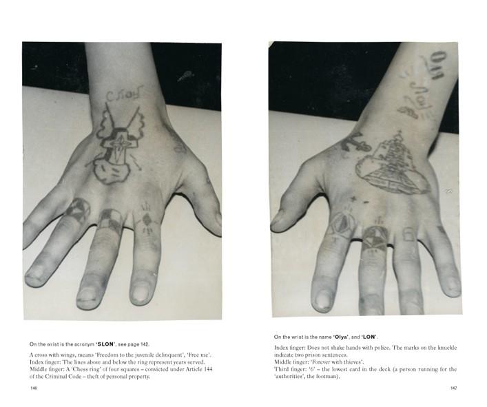 Russian Criminal Tattoo Police Files Vol I 6830