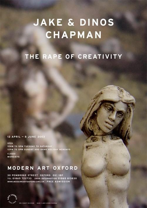 The Rape of Creativity 7369