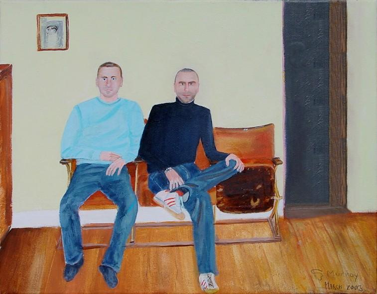 FUEL Portraits 2004 – 2013 7352
