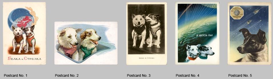 Soviet Space Dogs 6819