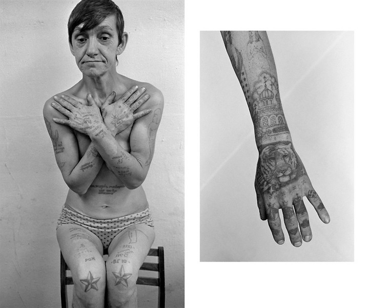 Hand The Russian Woman 102