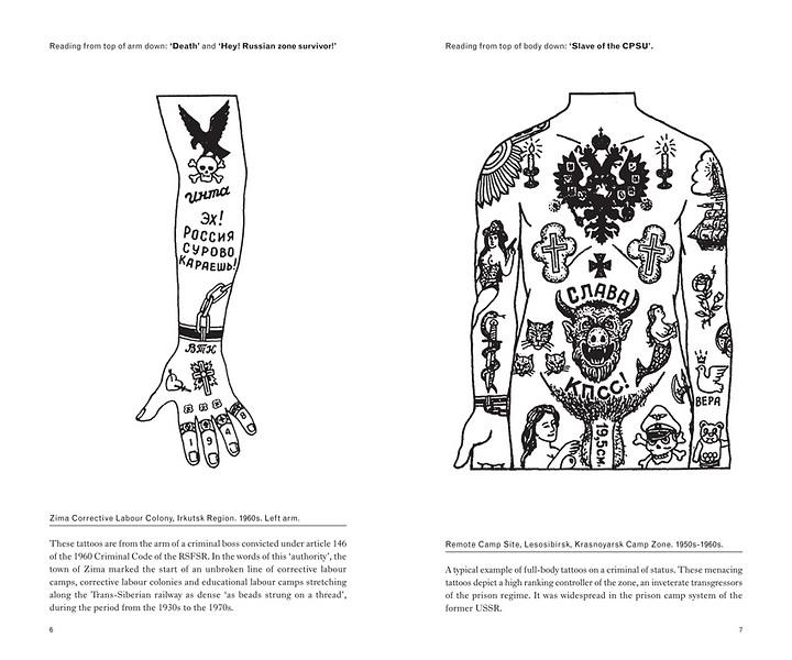 Russian Criminal Tattoo Encyclopaedia Volume II 6996