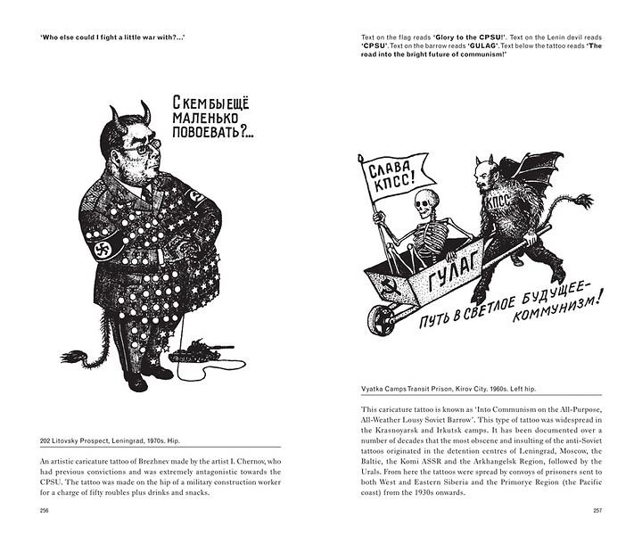 Russian Criminal Tattoo Encyclopaedia Volume II 6994
