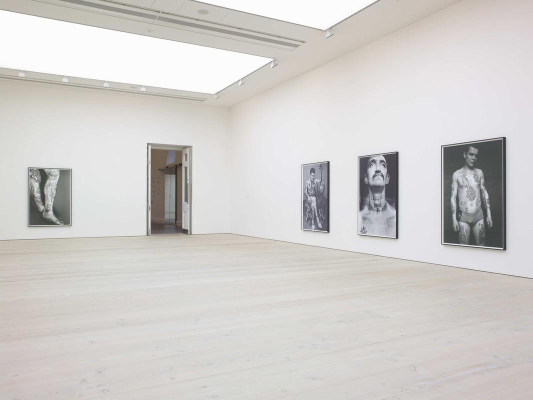 Saatchi Gallery 21 Nov 2012–9 June 2013 7515