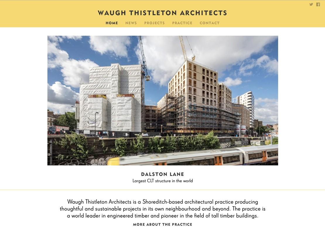 Waugh Thistleton 8064