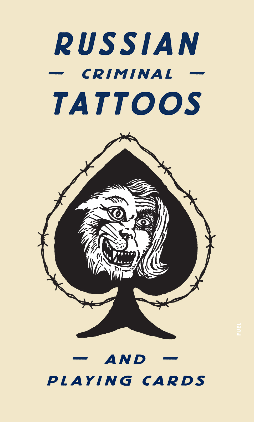Russian Criminal Tattoos And Playing Cards Current Publishing